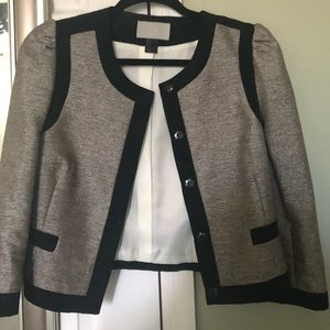H&M cropped jacket/blazer